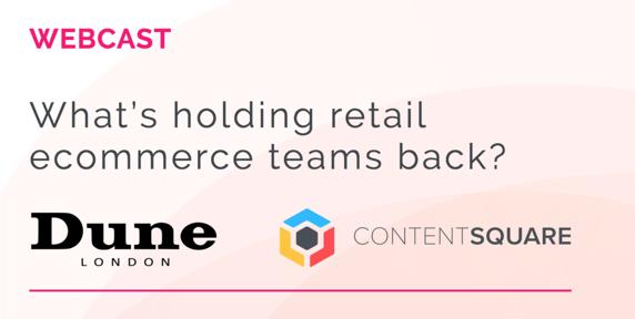 webcast Dune ContentSquare